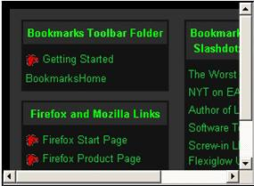 BookmarksHome
